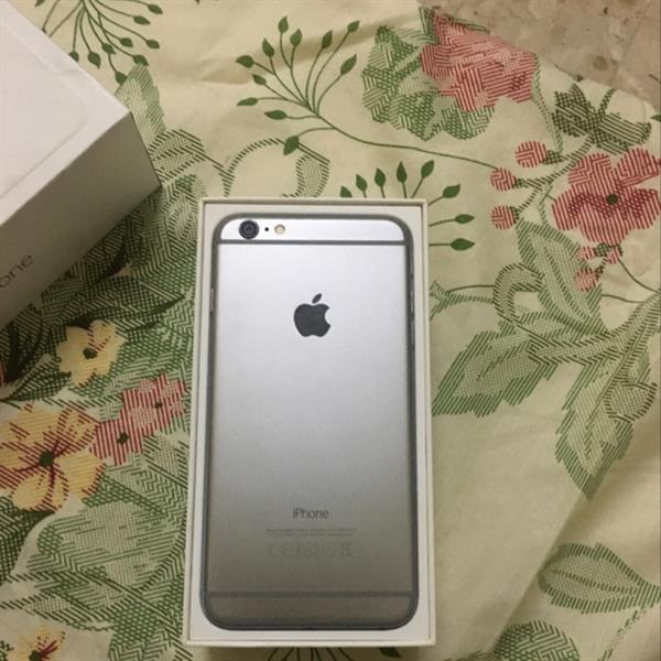 Used Iphone 6 64 Gb Having Some Scratch But The Mobile Is Perfectly Used #With Box But No Headphone And Charger in Dubai, UAE