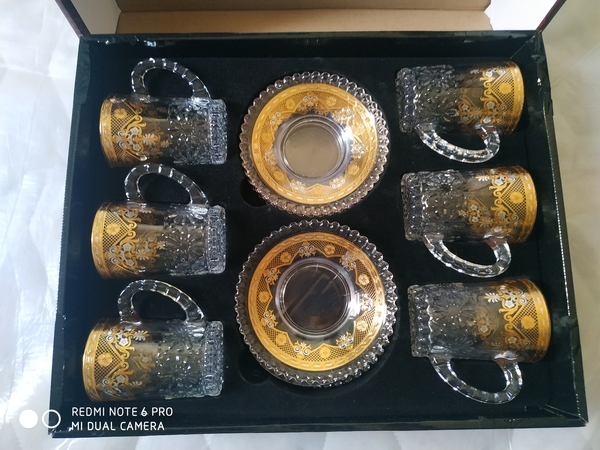 Used Tea Cups Set for Sale in Dubai, UAE