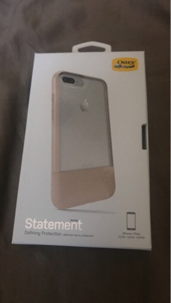 Used Apple exclusive Iphone 7/8 plus case in Dubai, UAE