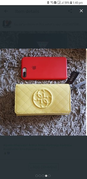 Used Guess wallet new in Dubai, UAE