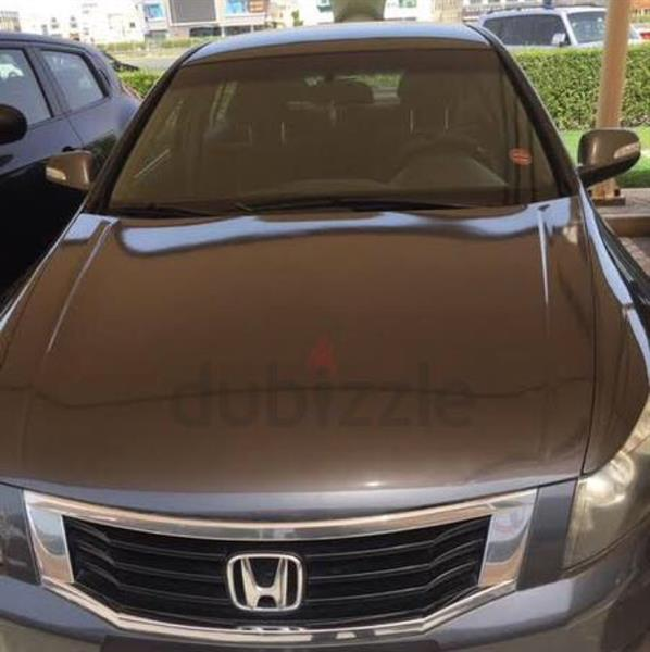 Used honda accord 2009 model for sale 14000 dhm...or exchange with some good option.. in Dubai, UAE