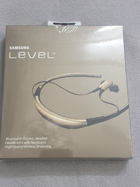 Used X Samsung level u gold in Dubai, UAE