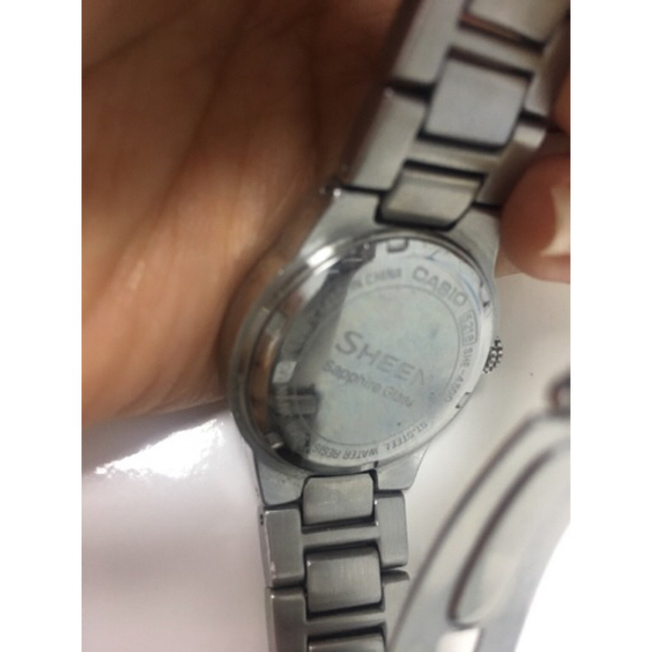 Used Sheen by Casio Made in Japan in Dubai, UAE