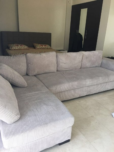 Used L shaped sofa in Dubai, UAE
