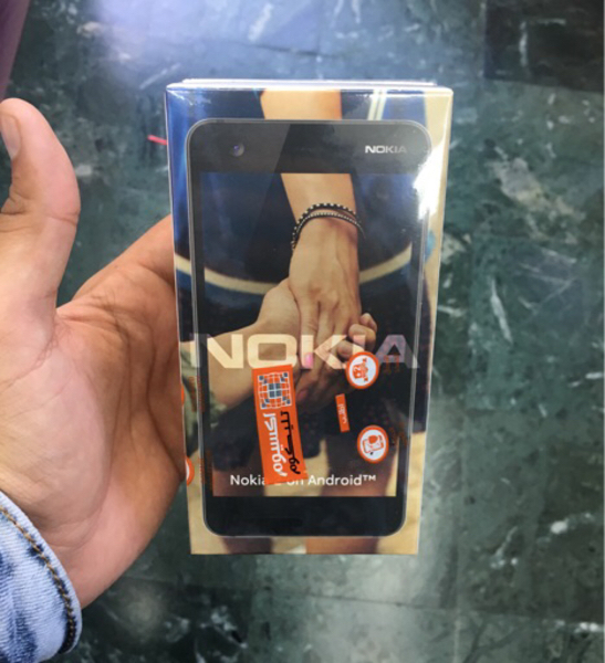 Used Nokia 2 brand new  in Dubai, UAE
