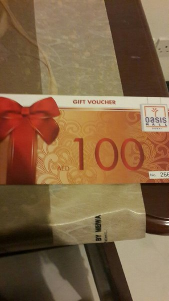 Used Vouchers in Dubai, UAE