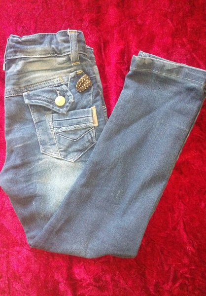 Used Good quality jeans 4-7 years in Dubai, UAE