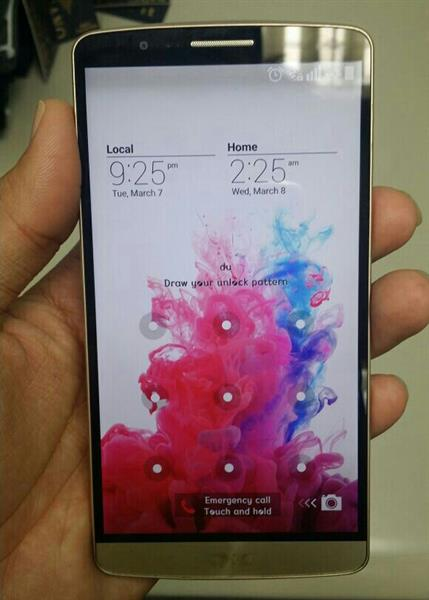 Used LG G-3 Gold 32 Gb Used in Dubai, UAE
