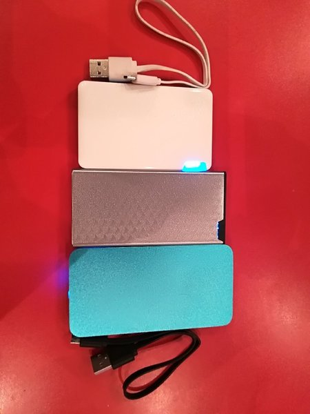 Used 3 Power Bank with Charging Cables in Dubai, UAE