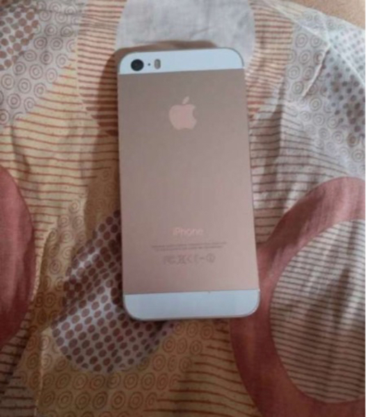 Used I phone 5s 64gb original with charger in Dubai, UAE