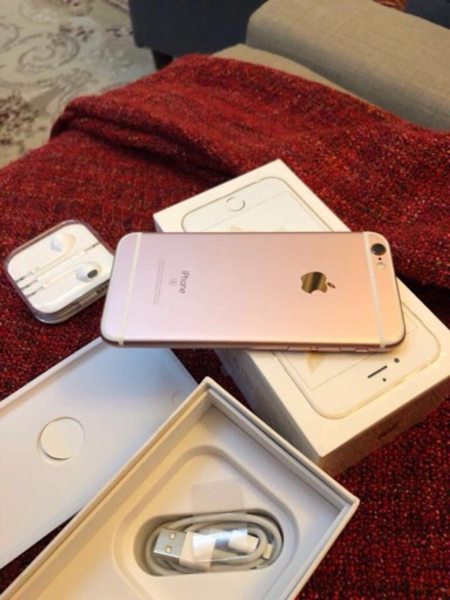 Used Iphone 6s 64 gb RoseGold in Dubai, UAE
