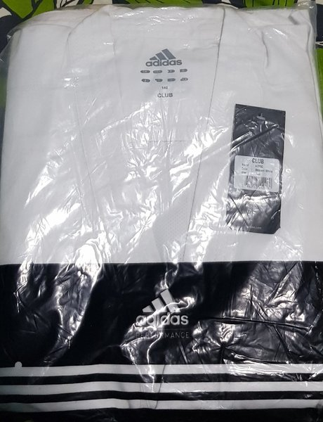 Used Original Adidas Karate Uniform-Set 1 in Dubai, UAE