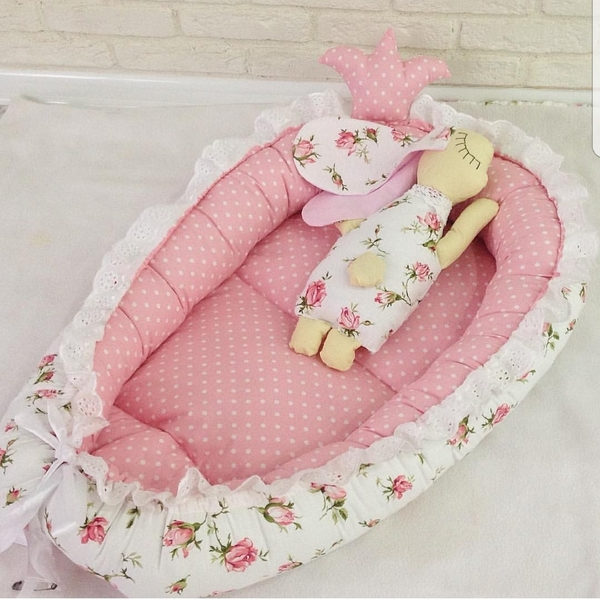 Used #customade #babynest #sleepnrest #0to6mo in Dubai, UAE