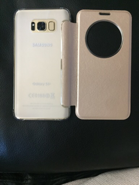 Used Samsung S8+, only mobile no accessories  in Dubai, UAE