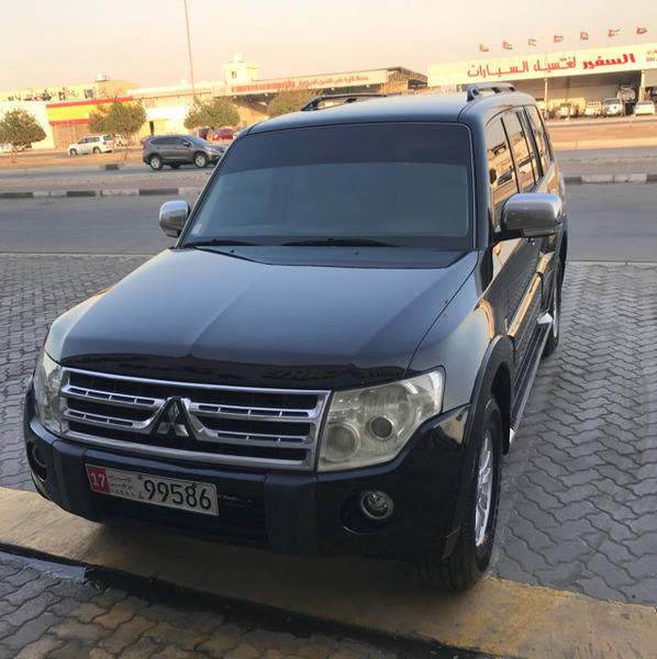 Mitsubishi Pajero 2011 , Clean Inside And Out Side , Perfect Condition