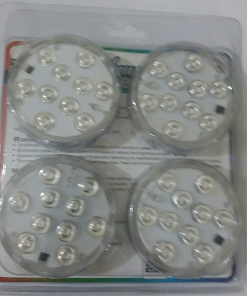 Used LED remote control driving lights in Dubai, UAE