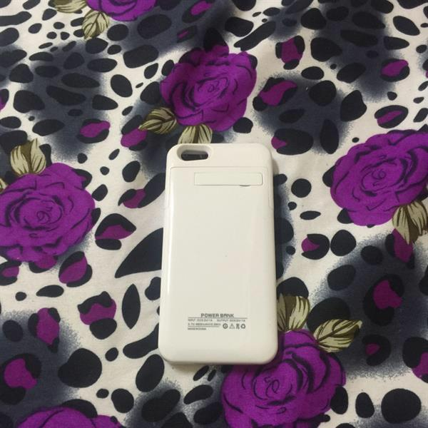 Used Power Bank With Case :) in Dubai, UAE