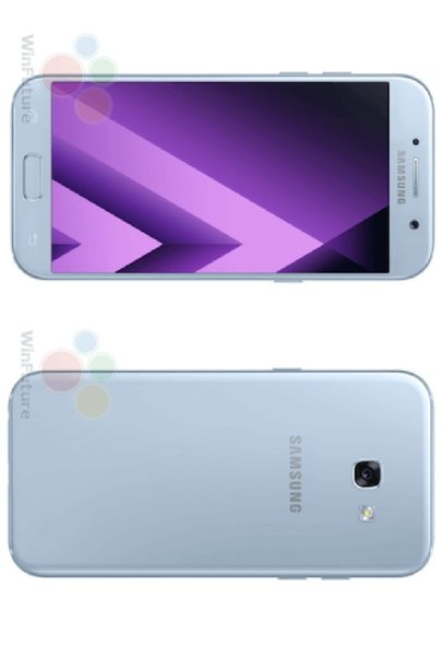 Samsung a5 New (2017 model)