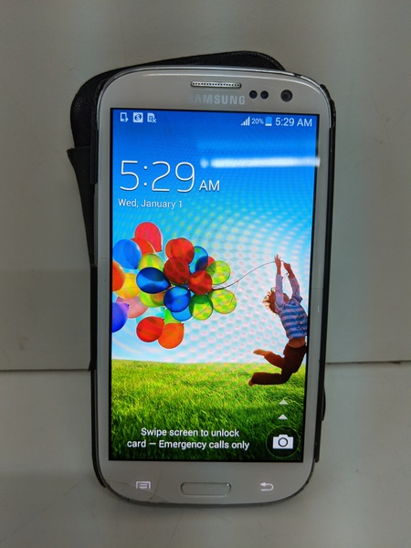 Used SAMSUNG Galaxy S3  * screen crack* in Dubai, UAE