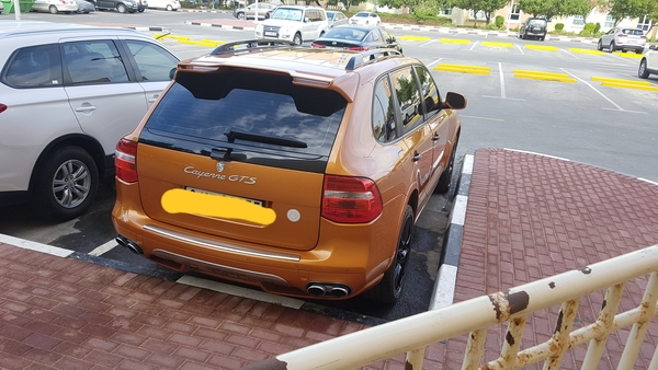 Used Porsche Cayenne GTS in Dubai, UAE