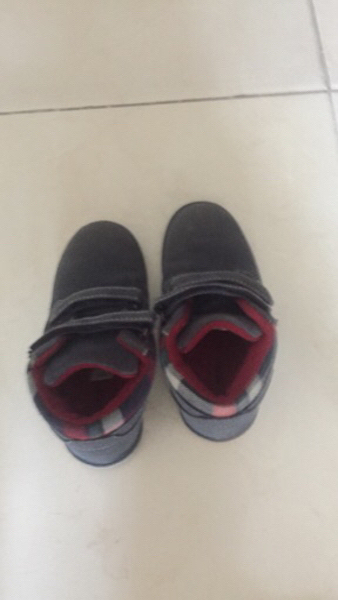 Used Shoe for kids size 28 Little used in Dubai, UAE