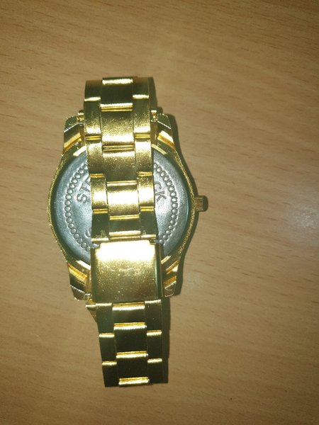 Used Solid Gold Mens Watch in Dubai, UAE