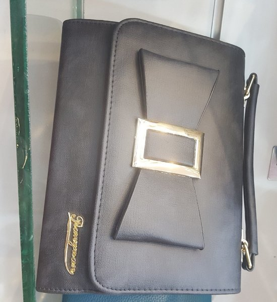 Used Leather Bag with free wallet gift in Dubai, UAE