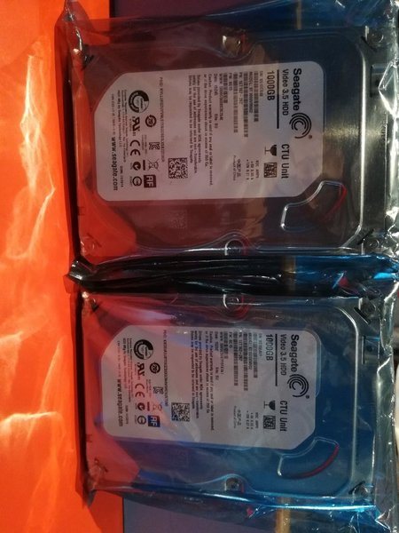 Used 1 TB SEAGATE New Desktop Hard Drives in Dubai, UAE