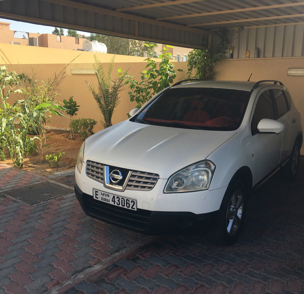 Used Nissan Qashqai 2009 First Owner For More Info Contact 0555008316 in Dubai, UAE