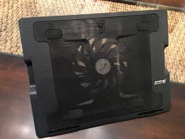 Used Laptop cooler base  in Dubai, UAE