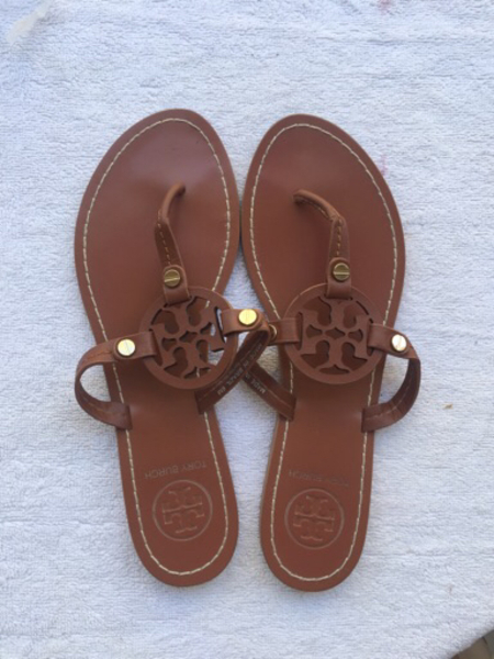 Used Tory burch flats size 36 in Dubai, UAE