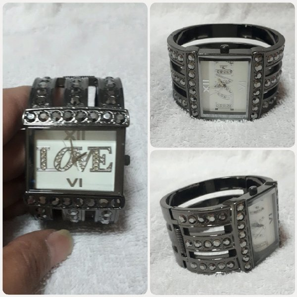 Used LOVE bracelet watch FASHIONISTAS. in Dubai, UAE