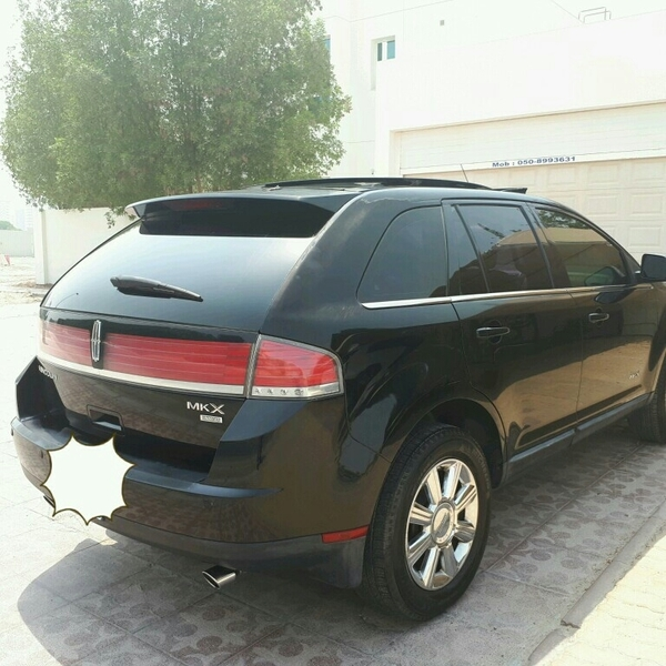 Used Lincolen mkx in Dubai, UAE