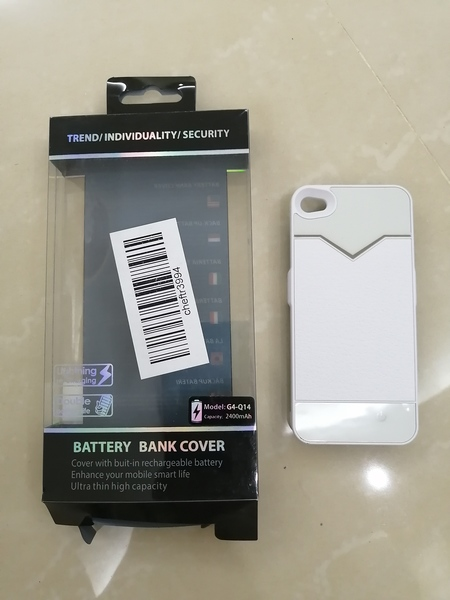 Used Battery bank cover iphone 4 in Dubai, UAE