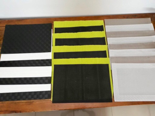 Used Table mat 15 pieces in Dubai, UAE