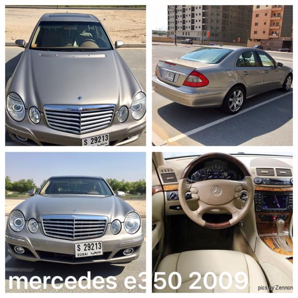 Used e350 excellent new car condition very clean in Dubai, UAE