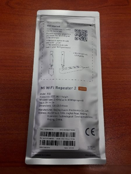 Used MI WIFI ROUTER JUST NEED POWER TO WORK in Dubai, UAE