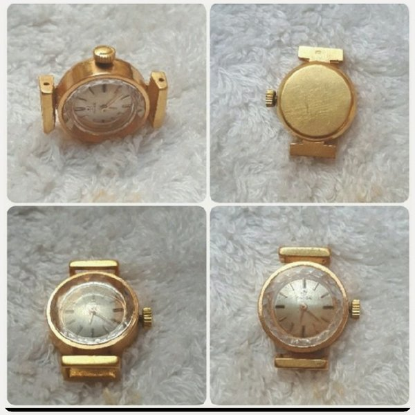 Used ORIGINAL  OMEGA WATCH PURE GOLD 18K in Dubai, UAE