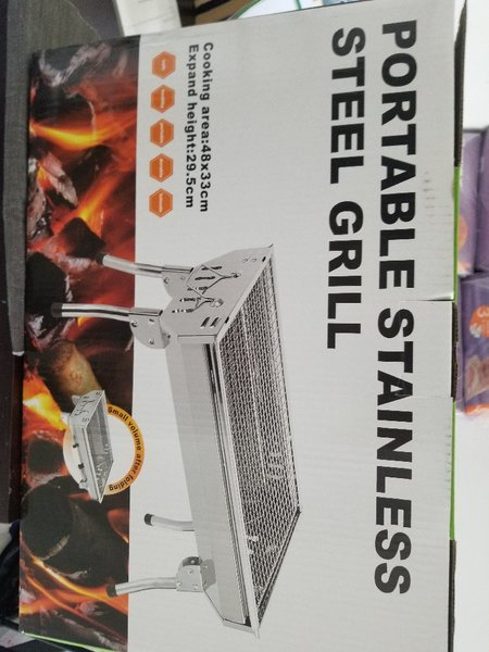 Used Stainless steel Grill in Dubai, UAE