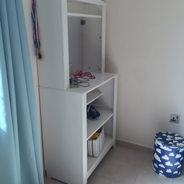 Used Book Shelf in Dubai, UAE