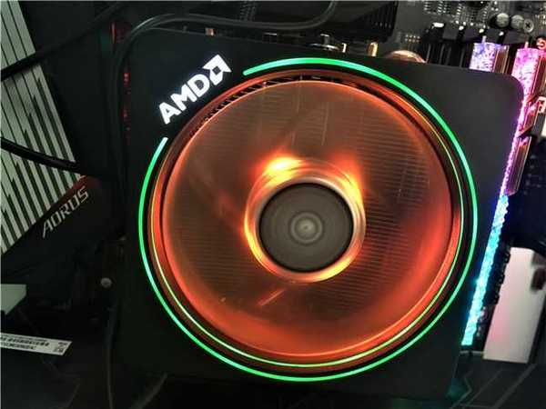 Used The Wraith Prism with RGB cooler Ryzen in Dubai, UAE