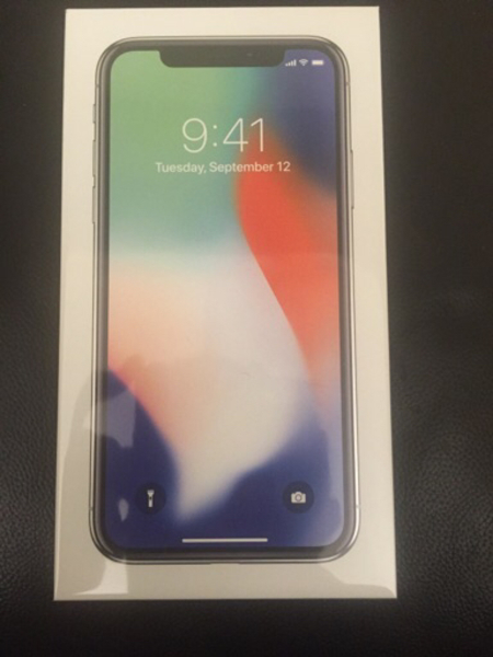 Used iPhone X Silver 256 GB in Dubai, UAE