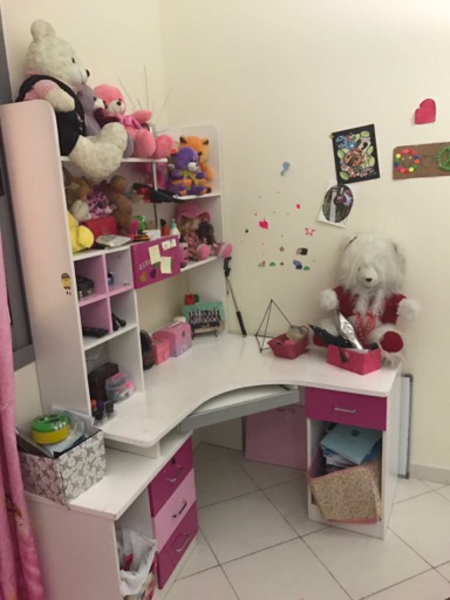 Used Bedroom for girls  in Dubai, UAE