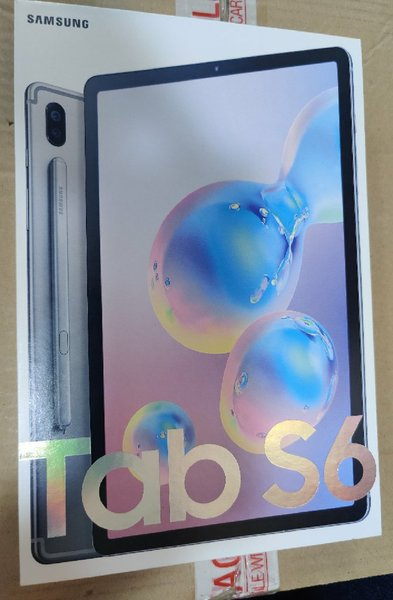 Used Samsung Galaxy Tab S6 4G LTE/ 6GB/ 128GB in Dubai, UAE