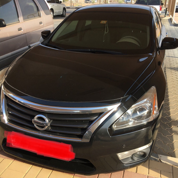 Used SV 2.5 GCC Specs In Very Good Condition Done 103500 Km  in Dubai, UAE