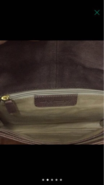 Used Adolfo Dominguez preloved sling bag  in Dubai, UAE