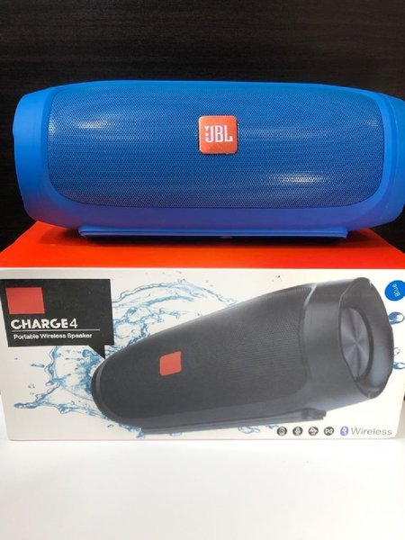 Used NEW JBL, CHARGE 4 SPEAKER AUX NEW 💢 in Dubai, UAE