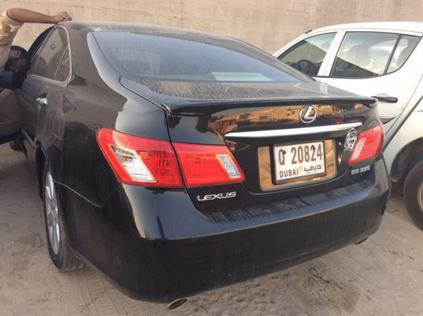 Used Lexus ES 350 Clean Good Condition in Dubai, UAE