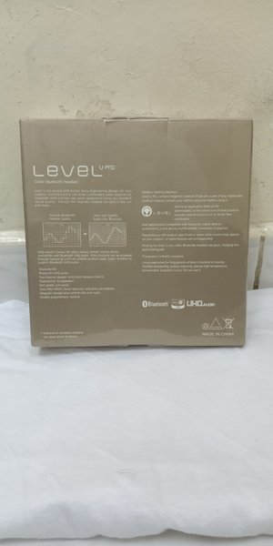 Used Level u pro  wireless high quality in Dubai, UAE
