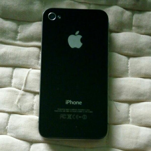 Used iPhone 4 16gb  New With Charger With Screen Guard Protection in Dubai, UAE
